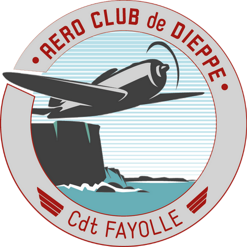 Logo def aeroclub dieppe 500x500