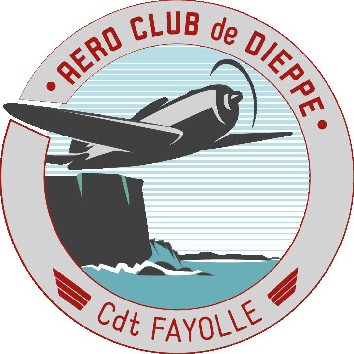 Logo def aeroclub dieppe png